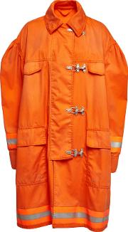 Fireman Coat With Cotton