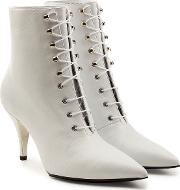 Rosemarie Leather Ankle Boots