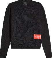 X Andy Warhol Wool Pullover