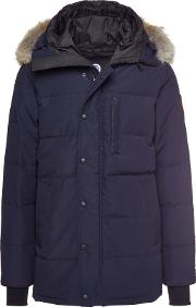 Carson Down Parka With Fur