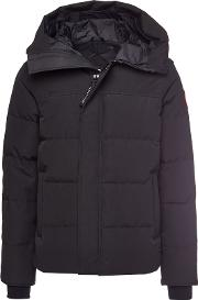 Macmillian Down Parka With Cotton
