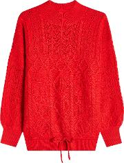 Pullover With Wool And Cashmere