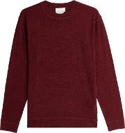Dkny Wool Pullover With Silk