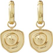 Coptic Gold Plated Earrings