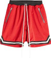 Fear Of God Shorts With Zipped Pockets