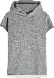 Muscle Hoodie With Cotton
