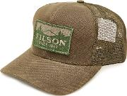 Logger Cotton Baseball Cap With Mesh
