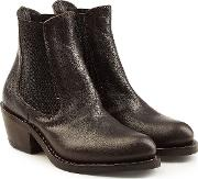 Fiorentini Baker Roxy Leather Ankle Boots