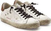 Archive Leather Sneakers
