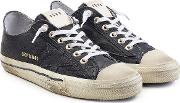 V Star2 Suede Sneakers