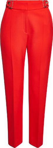 Henasi Tailored Pants With Cotton