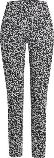 Hilbi Printed Cotton Pants