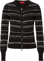 Songet Zipped Cardigan