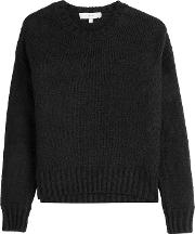 Laced Pullover With Cotton
