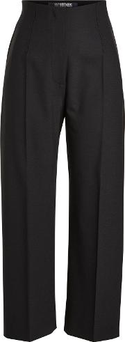 Droit Pants With Virgin Wool