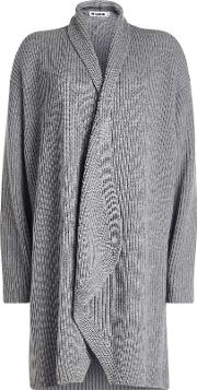 Cardigan In Wool And Cashmere