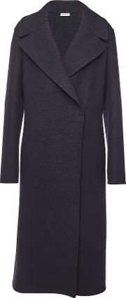 Franco Fleece Wool Coat