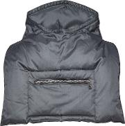 Miscellaneous Hood With Down Filling