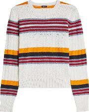 Wool Cotton Pullover