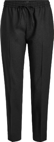 Loulou Pants With Wool