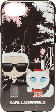 Karl & Choupette Iphone 8 Case