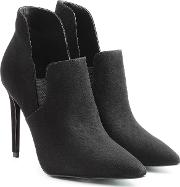 Kendall Kylie Suede Ankle Boots