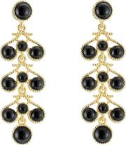 Embellished Drop Earrings