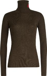 Becky Pullover With Wool