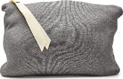 Cashmere Travel Bag With Socks, Blanket And Eye Mask