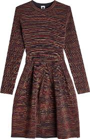 Dress With Wool
