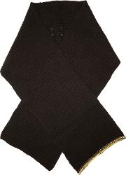 Cashmere Scarf With Wool