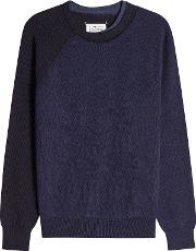 Cotton And Wool Pullover