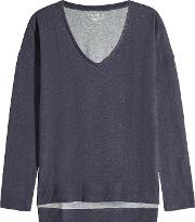 Top With Cotton And Cashmere