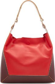 Frame Leather Tote