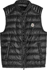 Arves Quilted Down Vest