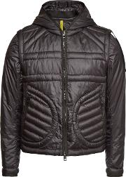 5 Moncler Craig Green Apex Quilted Down Jacket With Hood