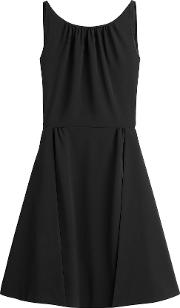 Dress With A Line Skirt