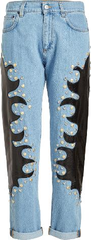 Jeans With Embellishment