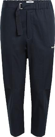 Cropped Cal Trousers