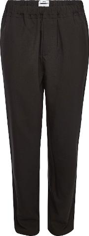 Fleece Wool Pants