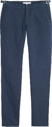 Bedlington Linen Cotton Pants