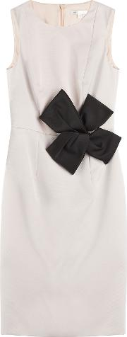 Cocktail Dress With Bow