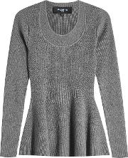 Pullover With Wool