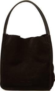 L Leather Tote