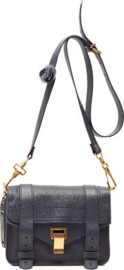 Ps1 Mini Crossbody Leather Bag