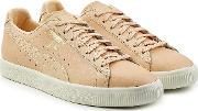 Clyde Leather Sneakers