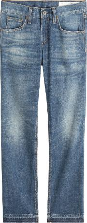 Cropped Skinny Jeans