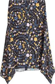 See By Chloe Printed Skirt