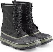Leatherrubber All Weather Boot