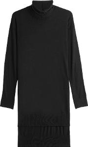 Turtlneck Pullover With Cashmere
